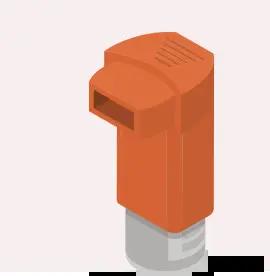 Đồng hồ đo áp suất hít